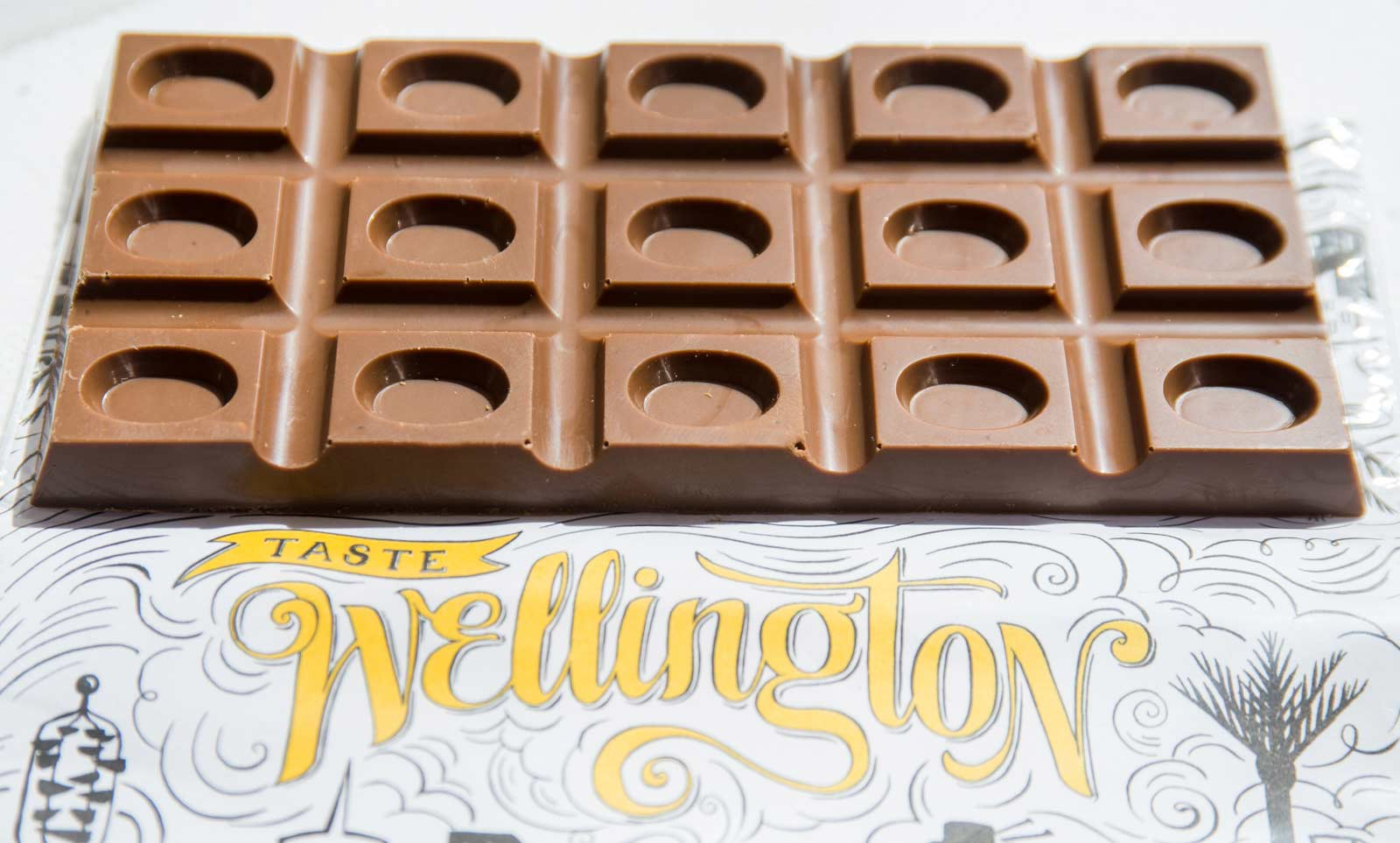 Taste Wellington Chocolate Tablet