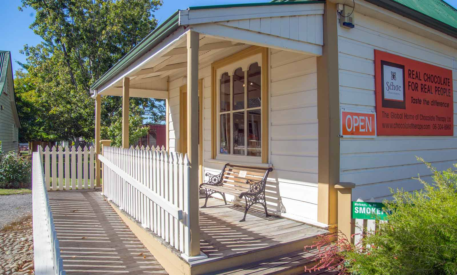 Schoc Shop in Greytown, Wairarapa