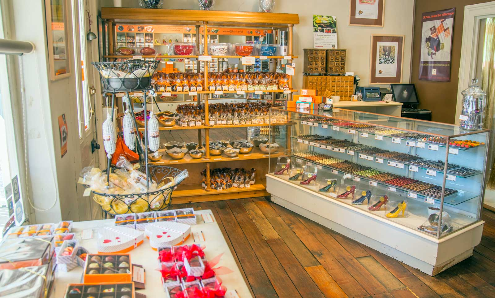 Greytown's Chocolate Shop
